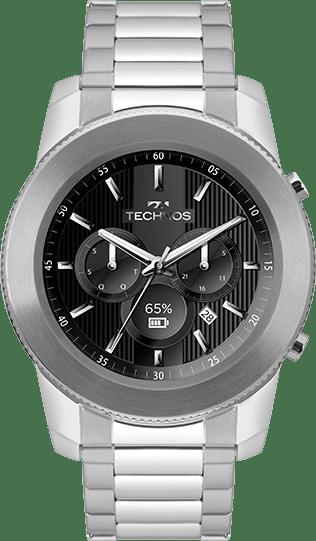 Relógio Technos Connect 3 Prata M1AA 1P 4fce57e5c1