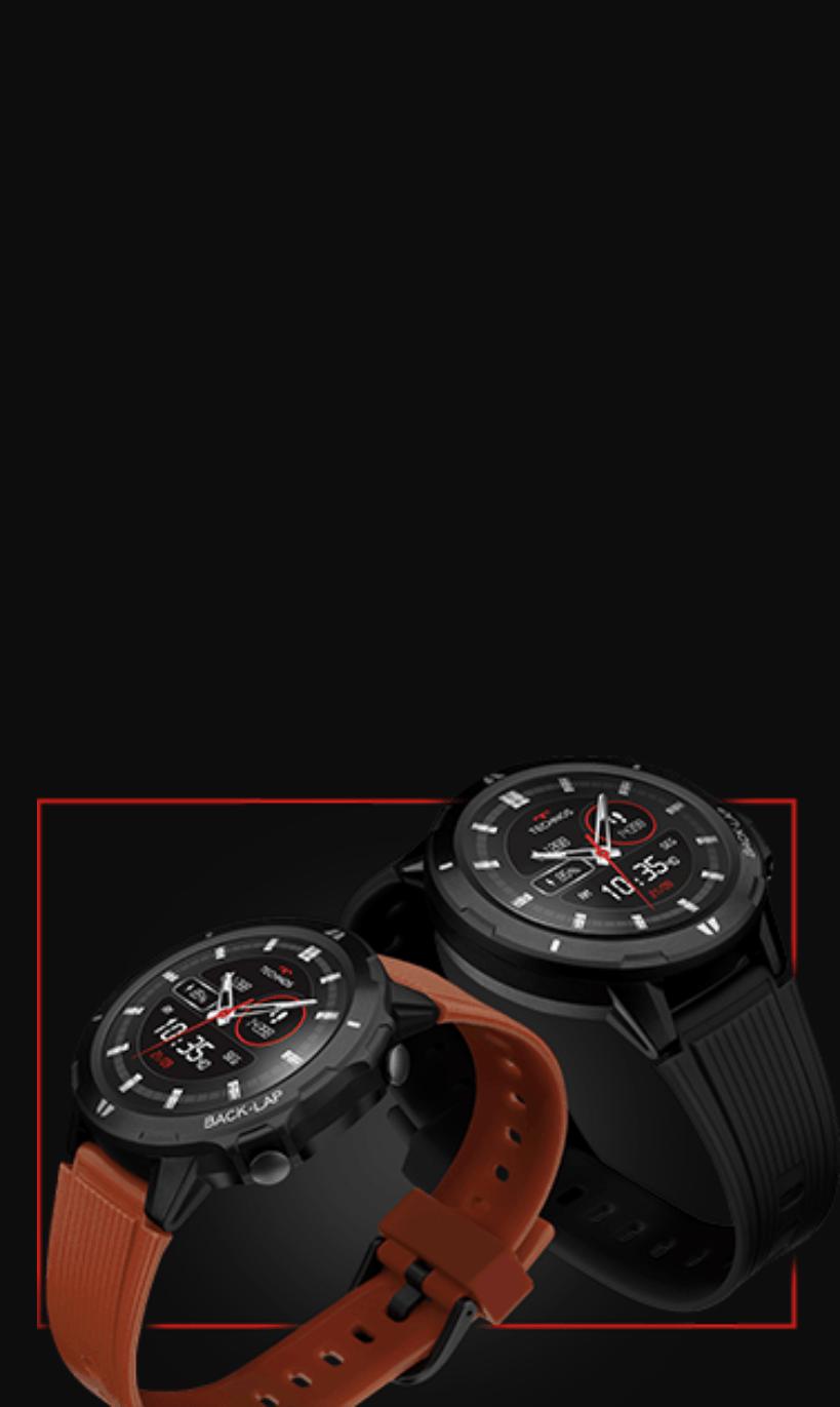 Smartwatches Technos